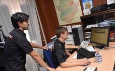 Extremadura recibe mañana a 53 policías nacionales en prácticas