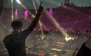 El festival de música electrónica de Trujillo genera críticas por el ruido