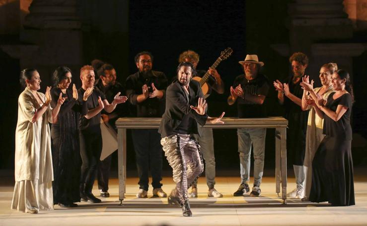 'Dionisio', una fusión de flamenco, ballet y danza