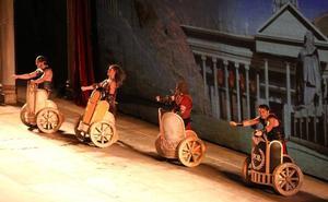 'Ben-Hur', 'Hipólito' y El Brujo llegan el fin de semana al teatro romano de Medellín