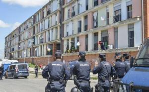 Un hombre de 28 años resulta herido por arma de fuego en Los Colorines de Badajoz