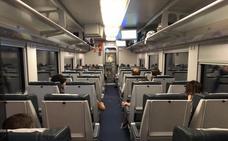 Una incidencia técnica retrasa 50 minutos el tren Madrid-Badajoz