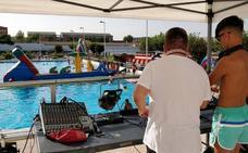 La piscina de Villanueva acogerá la fiesta del agua el próximo 1 de agosto
