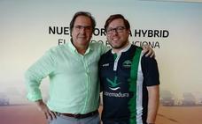 Roberto Blanco, de brote verde a joven flor en el nuevo Cáceres