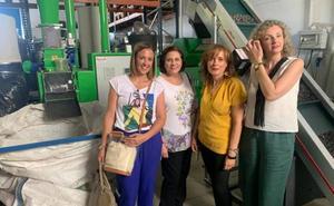 El instituto Puerta de la Serena de Villanueva, premiado por sus buenas prácticas en reciclaje