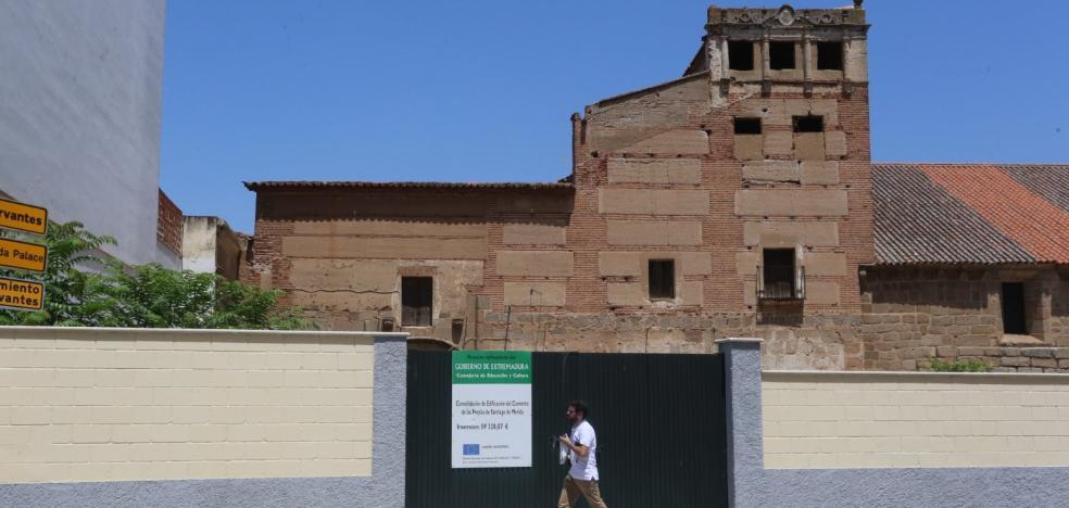 El CSIC destinará el Convento de las Freylas al Instituto de Arqueología de Mérida