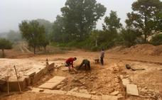 El anfiteatro romano de Marvão fue descubierto por investigadores extremeños
