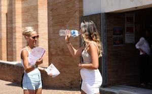 Extremadura permanecerá este viernes y sábado en aviso amarillo por calor