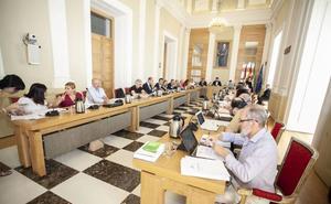 El Ayuntamiento de Cáceres reclama por unanimidad la segunda fase del hospital