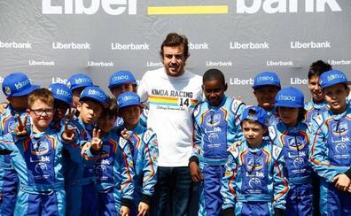 Alonso: «La Fórmula 1 no ofrece los retos que ahora busco en mi carrera»