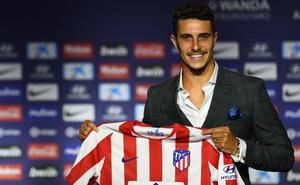 Mario Hermoso, nuevo jugador del Atlético, presentado por sorpresa