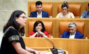 Podemos vota con PP y Ciudadanos e impiden la investidura en La Rioja