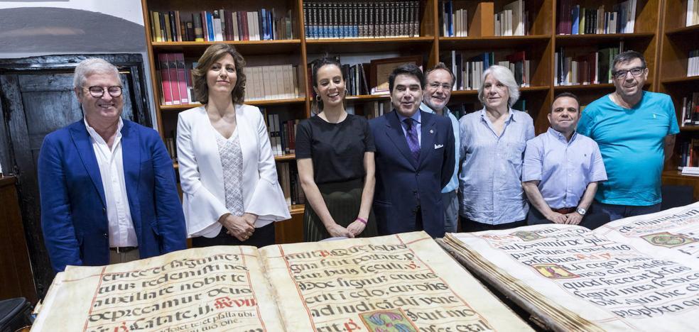 Yuste recupera los 44.000 libros que los jerónimos donaron a Madrid