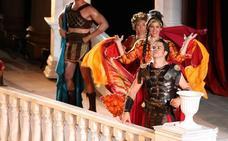 'Ben-Hur' alza esta noche el telón en el Teatro Romano de Medellín