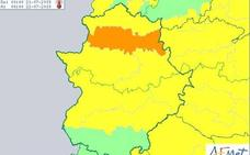 El aviso por calor para el domingo se eleva a naranja en el Tajo y el Alagón