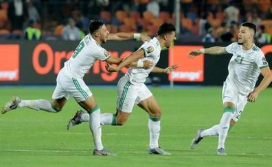 Argelia, campeona de África 29 años después