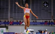 María Vicente, oro europeo sub-20 y récord absoluto