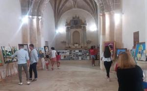 Exposición de 25 murales de Sanfélix en Salvatierra de los Barros