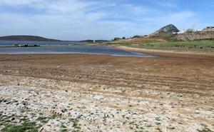 Las lluvias acumuladas en gran parte de Extremadura no alcanzan el 50 % de lo normal hasta el 16 de julio