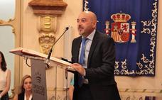 El alcalde zarceño, Francisco Farrona, llevará el área de Fomento de la Diputación
