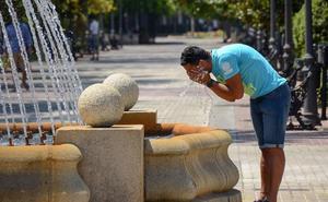Navalmoral y Badajoz, entre las más calurosas de España este sábado