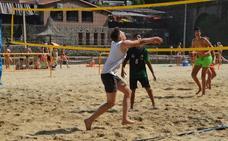 Comienza el VIII Campus Extremadura de Voleibol