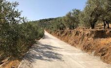 130.000 euros para mejorar el camino a la Sierra de San Miguel