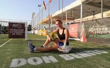 Shalimova se lleva el IV Torneo WTA de Don Benito