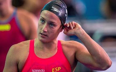 Mireia Belmonte, eliminada en 400 libre y 200 estilos