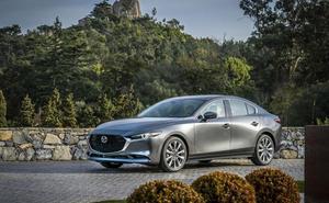Mazda 3, un modelo con personalidad por su original diseño