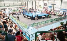 Badajoz respira boxeo de élite