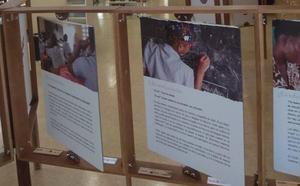 La biblioteca pública de Cáceres acoge una nueva exposición