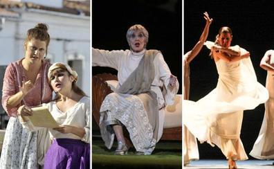 Agosto llega con Boda Regia, 'Metamorfosis', folclore del mundo y Sara Baras