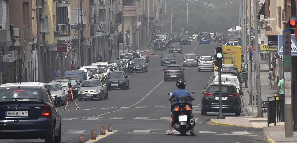Los niveles de ozono se disparan en la región por el incendio en Portugal