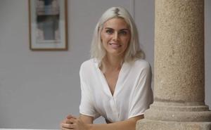 Amaia Salamanca: «La profesión es dura pero es muy bonita y no la cambiaría por nada»