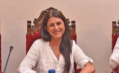 María Teresa Rodríguez, elegida abanderada de los Sanjuanes de 2020 en Coria