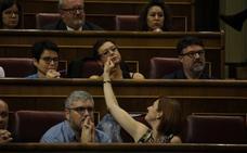 'No' es 'abstención', el voto en contra de Irene Montero