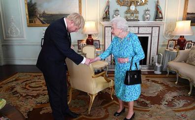 Boris Johnson forma un Gabinete para el 'brexit' rápido o unas elecciones
