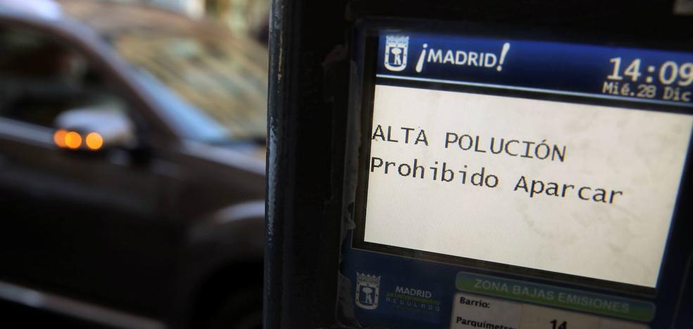 La justicia europea decidirá si multa a Madrid y Barcelona por la contaminación
