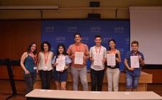 Alumnos extremeños ganan el premio nacional de estadística para institutos