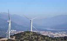 Montánchez y los parques eólicos