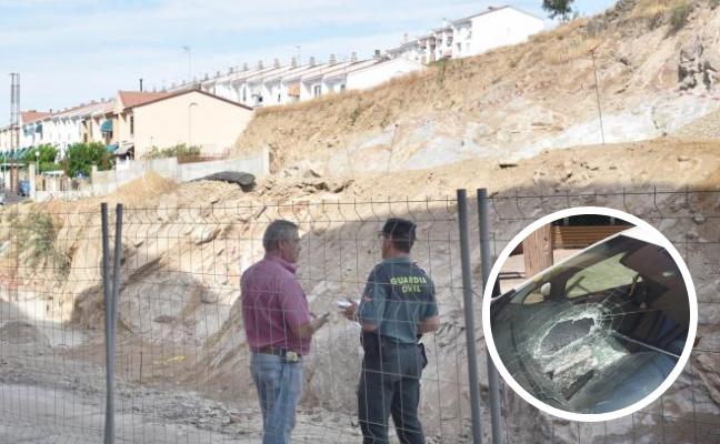 La Diputación no aumentará la seguridad tras la explosión en la obra de la calle Velázquez de Plasencia
