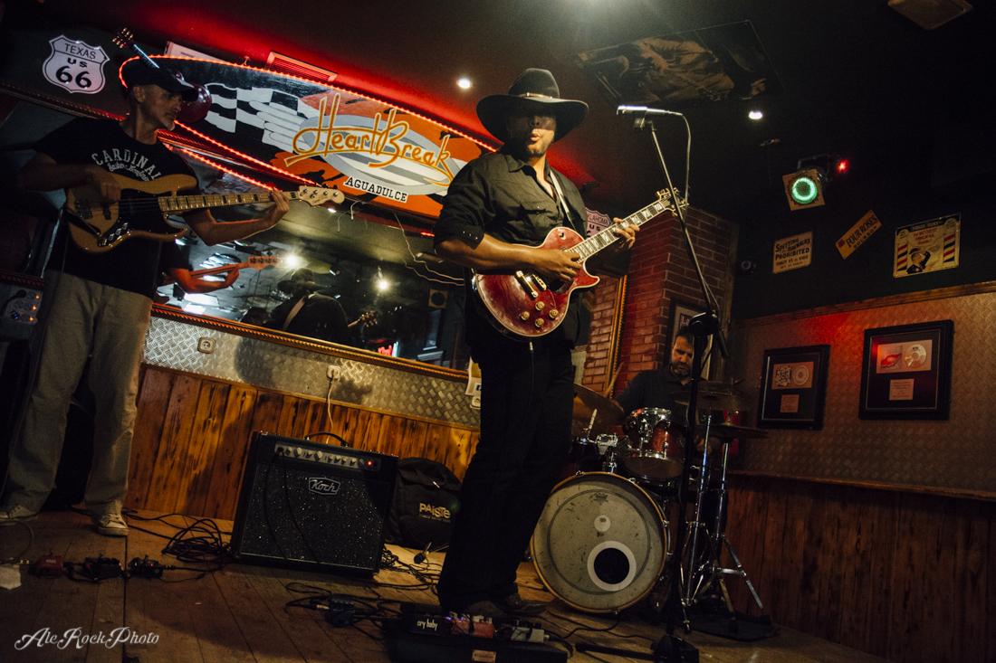 Cancelado el concierto de Maho Blues Band de este viernes en el López de Ayala