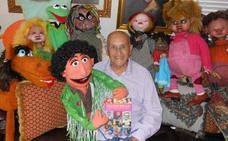 Fallece Alejandro Milán, creador de marionetas de TVE