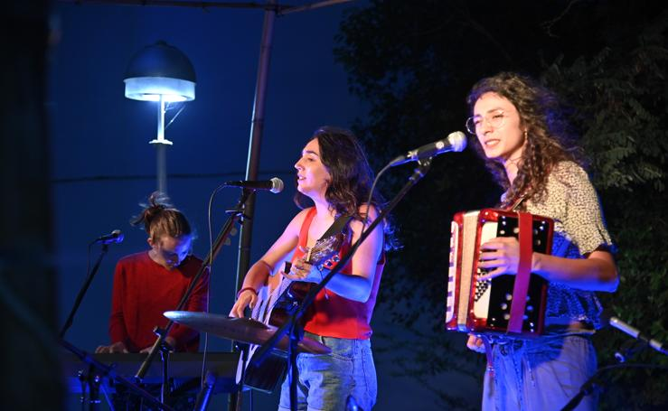 'Garden Music Night' en la Rucab de Badajoz