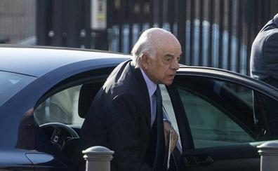 La Fiscalía pide medio millón de fianza a un exdirectivo de BBVA en el 'caso Villarejo'