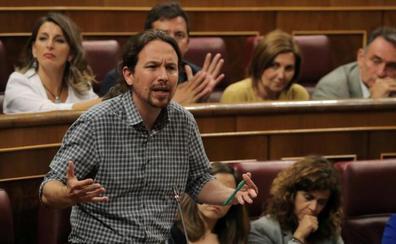 Podemos insta al PSOE a retomar las negociaciones de inmediato