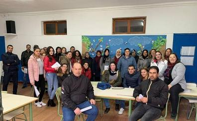 Diez jóvenes se forman en Villanueva a través del proyecto Ítaca
