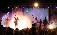 La música marca el intenso fin de semana de 'Santiaguito' en Villanueva