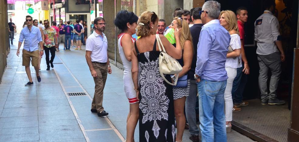 19 años de malas noches en el Casco Antiguo de Badajoz